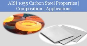 Read more about the article AISI 1055 carbon steel properties | composition | applications
