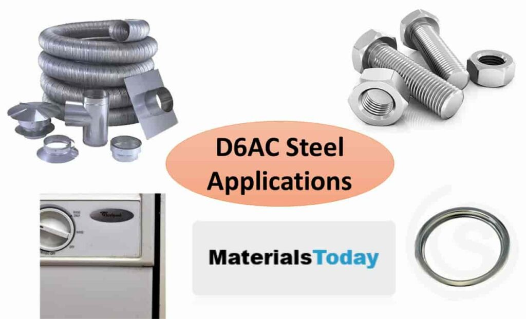 d6ac steel applications