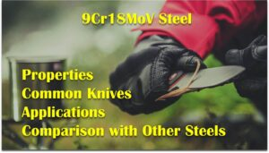 Read more about the article 9Cr18MoV Steel Review – Properties and Knives