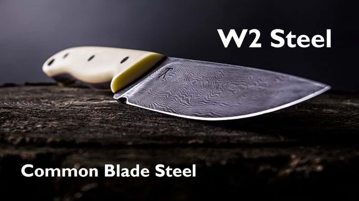 W2 tool steel - Complete information