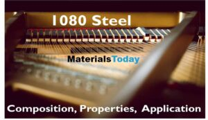 Read more about the article AISI 1080 Steel – Complete Information – Composition, Properties, and Applications