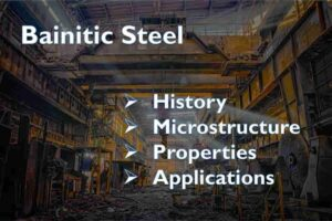 Read more about the article Bainite in Steel | Guide for Upper and Lower Bainite | Bainitic Transformation