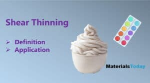 Read more about the article Concept of Shear Thinning – Definition and Applications