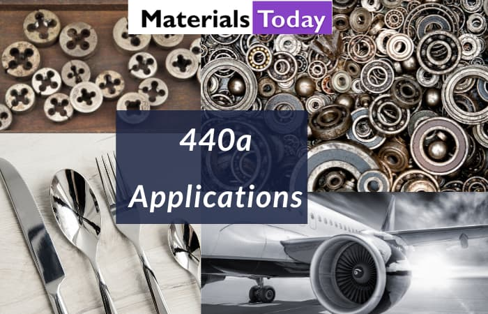 5- 440a martensitic stainless steel applications